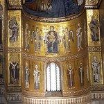 Chiostro della Cattedrale di Cefalu Foto