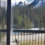 deer lodge balcony