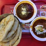 Mutton Nihari with Khamiri Roti