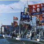 銚子大漁旗