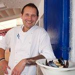 Nuestro chef Zoltan Polgar