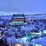 Yerevan Winter View