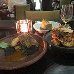 Seafood Assam & Roast Prawns
