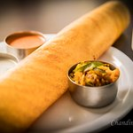South Indian Food- Dosa @Dubai JLT