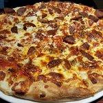 Tmberwolf pizza