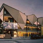 Butique type hotel and restaurant