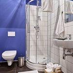 Łazienka w pokojach dwuosobowych