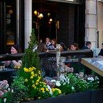 Terrase Grand Café by Redbeef