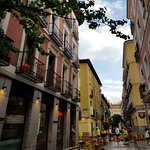 Great area of Madrid