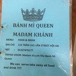 Madam Khanh - The Banh Mi Queen Photo