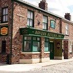 The iconic Rover's Return Inn