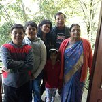 Happy Guest Sudhir Pal and Family.
