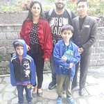 Happy guest Mr.Gaurav Bhargar & family.