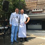 2 chefs - F&B manager Miro & chef de cuisine Aleks
