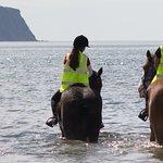 Summer Beach time at Ayr