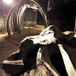 Des lieux créés par des ouvriers carriers aux formes de cathédrales souterraines