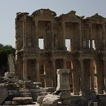 One of the 7 wonders of the ancient world - The library