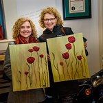 East Coast Art Party Paint Nights