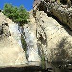 Falls at Tahquitz canyon