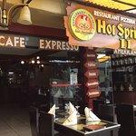 Billede af Hot Springs Restaurant and Pizzeria