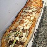 Un Metro di Pizza Farcita