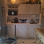 Kitchenette in the Executive Suite