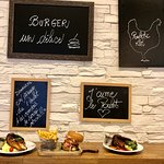 poulet - burger - restaurant Ma Poulette - Aéroville