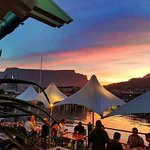 Table Mountain sunsets, don't get any better