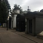 雷科莱塔公墓照片