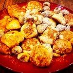 Biscoitos de figo seco
