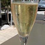 Une bonne coupe de champagne bien fraîche