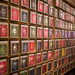 Tea Lounge by Dilmah - Tea Wall
