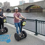 #Boston - the perfect #city for a #Segway #Tour, & the perfect way to spend time with loved ones