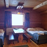 Log Cabin Style Room