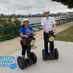 #FathersDay is coming! 😃 Gather your #friends & #family for good times at #Boston #Segway #Tour