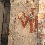 Temple d'Hatshepsut à Deir el-Bahari Photo