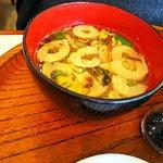 海乃七草味噌汁