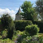 Church & Garden