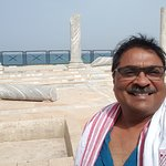 well maintained marble columns