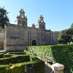 Iglesia de Santa María de los Reales Alcázares.