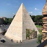 The Pyramids of Rome