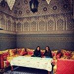 Nuestro riad en Fez