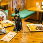 Welcome to HORUS restaurant Egyptian Arabic food