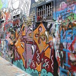 Photo of Graffiti Street