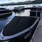 Boat rental on Pontoosuc Lake