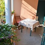 room Orange Sunset - terrace