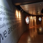 Inside the Maropeng Visitor Centre