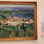 Raoul Dufy: Landskab ved Vence