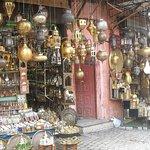 El kasbah de Marrakesh