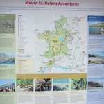 Mount St. Helens Adventures Map
